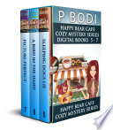 Happy Bear Cafe Series Books 5 7 Book