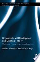Organizational Development and Change Theory Book