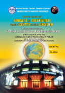 The International Conference Education and Creativity for a Knowledge based Society – Social and Political Scinces, Communication, Foreign Languages and Public Relations, 2012