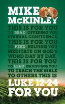 Luke 12-24 For You [Pdf/ePub] eBook
