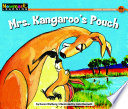 Mrs  Kangaroo s Pouch Book PDF