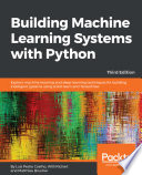 Building Machine Learning Systems with Python Book