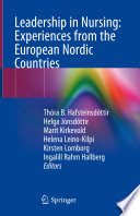 Leadership in Nursing  Experiences from the European Nordic Countries