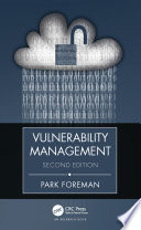 Vulnerability Management Book PDF