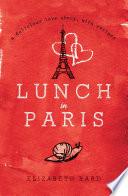 Lunch in Paris Book PDF