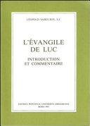 Pdf L'Évangile de Luc Telecharger