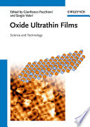 Oxide Ultrathin Films