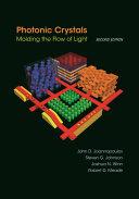 Photonic Crystals Pdf/ePub eBook