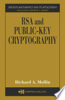 Rsa And Public Key Cryptography