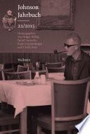 Johnson-Jahrbuch 22/2015