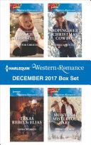 Harlequin Western Romance December 2017 Box Set