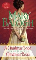 Pdf A Christmas Bride/Christmas Beau