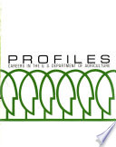 Profiles Careers In The U S Department Of Agriculture