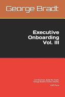 Executive Onboarding Vol  III