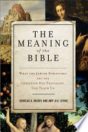 The Meaning Of The Bible Book PDF
