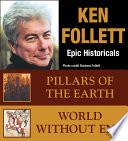 Ken Follett EPIC HISTORICAL COLLECTION image