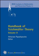 Handbook of Teichmüller Theory