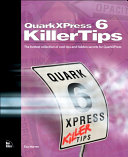 QuarkXPress 6 Killer Tips [Pdf/ePub] eBook
