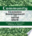 Community Economic Development And Social Work
