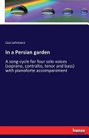 In a Persian Garden