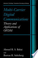 Multi Carrier Digital Communications