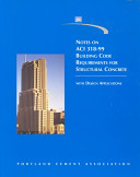 Notes on ACI 318-95, Building Code Requirements for Structural ...