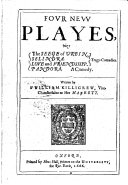 Four New Playes