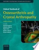 Oxford Textbook of Osteoarthritis and Crystal Arthropathy Book