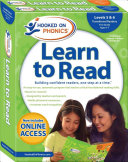 Hooked On Phonics Learn To Read Levels 5 6 Complete
