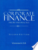 Corporate Finance Book