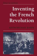 Inventing the French Revolution `