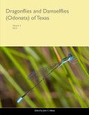 Dragonflies and Damselflies  Odonata  of Texas