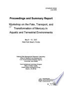 Proceedings and Summary Report