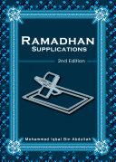 Ramadhan Supplications [Pdf/ePub] eBook