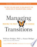 Managing Transitions 25th Anniversary Edition PDF