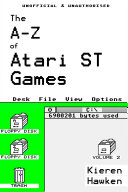 The A-Z of Atari ST Games: Volume 2