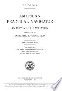 Tables from American Practical Navigator