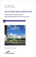 Pdf Mutation des communes Telecharger