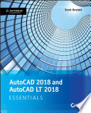 link to AutoCAD 2018 and AutoCAD LT 2018 essentials in the TCC library catalog