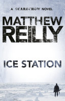 Ice Station: A Scarecrow Novel 1 banner backdrop