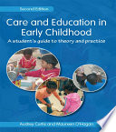 Care and Education in Early Childhood