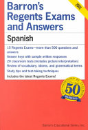 Barron's Regents Exams and Answers: Spanish - Seite 33