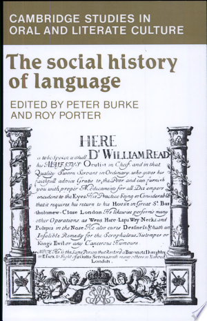 The+Social+History+of+Language