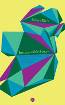 Pdf Incomparable Poetry