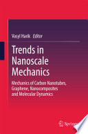Trends in Nanoscale Mechanics Book