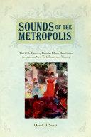 Sounds of the Metropolis