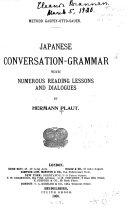 Japanese Conversation-grammar