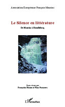 Pdf Le silence en littérature Telecharger
