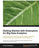 Getting Started with Greenplum for Big Data Analytics Book