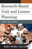 Research Based Unit And Lesson Planning